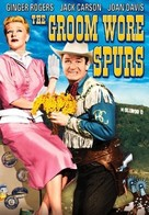 The Groom Wore Spurs - DVD cover (xs thumbnail)