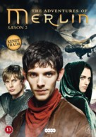 """Merlin"" - Danish DVD cover (xs thumbnail)"