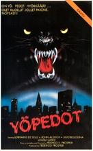 Wild beasts - Belve feroci - Finnish VHS movie cover (xs thumbnail)
