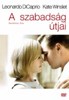 Revolutionary Road - Hungarian Movie Cover (xs thumbnail)