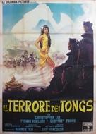 The Terror of the Tongs - Italian Movie Poster (xs thumbnail)