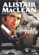 Fear Is the Key - Swedish DVD cover (xs thumbnail)