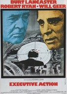 Executive Action - French Movie Poster (xs thumbnail)