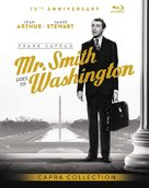 Mr. Smith Goes to Washington - Blu-Ray cover (xs thumbnail)