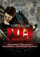 Mission Impossible - Belgian Movie Cover (xs thumbnail)