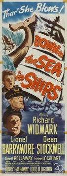 Down to the Sea in Ships - Movie Poster (xs thumbnail)