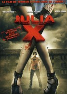 Julia X - French Movie Cover (xs thumbnail)