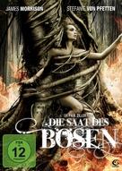 The Terror Beneath - German DVD movie cover (xs thumbnail)