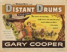 Distant Drums - Movie Poster (xs thumbnail)