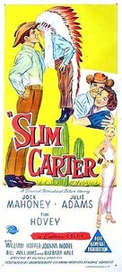 Slim Carter - Australian Movie Poster (xs thumbnail)