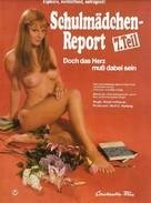 Schulmädchen-Report 7: Doch das Herz muß dabei sein - German Movie Poster (xs thumbnail)