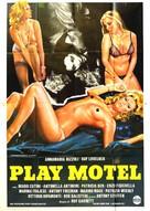 Play Motel - Italian Movie Poster (xs thumbnail)