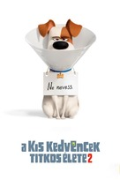 The Secret Life of Pets 2 - Hungarian Movie Cover (xs thumbnail)