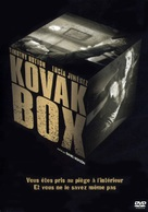 The Kovak Box - French Movie Cover (xs thumbnail)