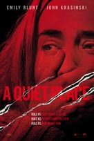 A Quiet Place - Danish Movie Poster (xs thumbnail)