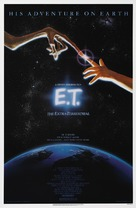 E.T.: The Extra-Terrestrial - Theatrical movie poster (xs thumbnail)
