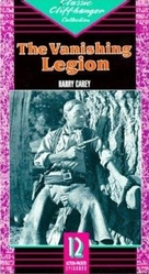 The Vanishing Legion - VHS cover (xs thumbnail)