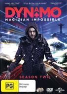 """Dynamo: Magician Impossible"" - Australian DVD cover (xs thumbnail)"