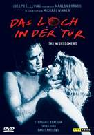 The Nightcomers - German Movie Cover (xs thumbnail)