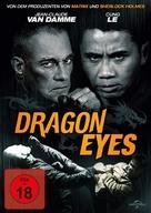 Dragon Eyes - German DVD movie cover (xs thumbnail)