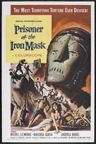 La vendetta della maschera di ferro - Movie Poster (xs thumbnail)