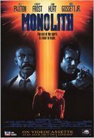 Monolith - Movie Poster (xs thumbnail)
