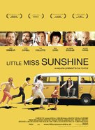 Little Miss Sunshine - Danish Movie Poster (xs thumbnail)