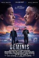 Gemini Man - Spanish Movie Poster (xs thumbnail)
