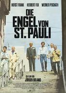 Die Engel von St. Pauli - German Movie Poster (xs thumbnail)