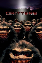 Critters - DVD cover (xs thumbnail)