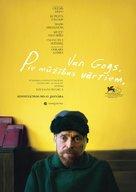 At Eternity's Gate - Latvian Movie Poster (xs thumbnail)