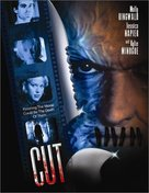 Cut - DVD movie cover (xs thumbnail)