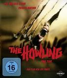The Howling - German Blu-Ray cover (xs thumbnail)