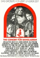 The Concert for Bangladesh - German Movie Poster (xs thumbnail)