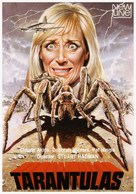 Tarantulas: The Deadly Cargo - Spanish Movie Poster (xs thumbnail)