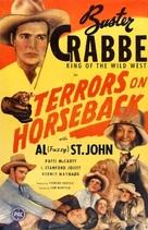 Terrors on Horseback - Movie Poster (xs thumbnail)