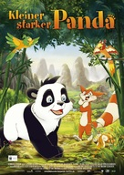 Little Big Panda - German Movie Poster (xs thumbnail)