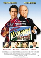 Welcome to Mooseport - German Movie Poster (xs thumbnail)