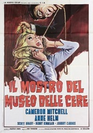 Nightmare in Wax - Italian Movie Poster (xs thumbnail)