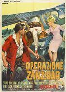 Mozambique - Italian Movie Poster (xs thumbnail)