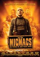 Micmacs à tire-larigot - Spanish Movie Poster (xs thumbnail)