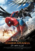Spider-Man - Homecoming - Brazilian Movie Poster (xs thumbnail)