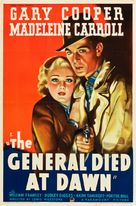 The General Died at Dawn - Movie Poster (xs thumbnail)