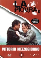"""La piovra 6 - L' ultimo segreto"" - Italian DVD movie cover (xs thumbnail)"