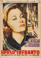 The Fallen Idol - Italian Movie Poster (xs thumbnail)
