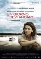 Un giorno devi andare - Italian Movie Poster (xs thumbnail)