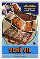 Bonne année, La - Turkish Movie Poster (xs thumbnail)