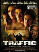 Traffic - Spanish Movie Poster (xs thumbnail)