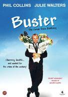 Buster - Danish DVD cover (xs thumbnail)