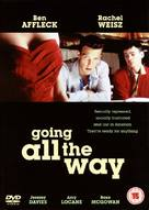 Going All The Way - British Movie Cover (xs thumbnail)